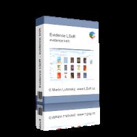 Evidence LSoft - modul evidence knih